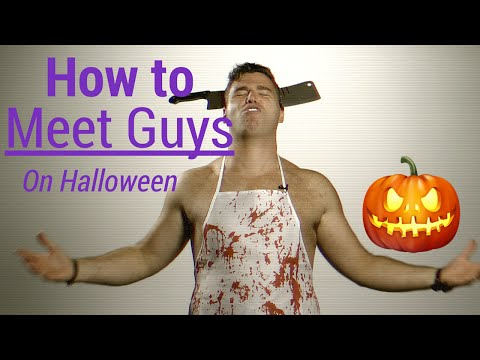 How to Meet a Guy on Halloween (3 Ways to Approach Him)