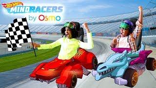 OSMO HOT WHEELS™ MINDRACERS with Shiloh And Shasha - Onyx Kids thumbnail