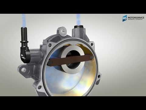 Как устроен вакуумный насос?