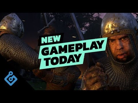 New Gameplay Today – Kingdom Come: Deliverance