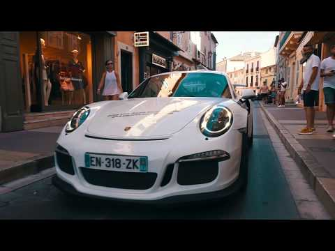 Porsche Ultimate in St Tropez