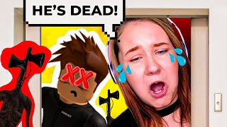 Last to Survive SCARY ELEVATOR WINS w/ Boyfriend.. (Roblox)