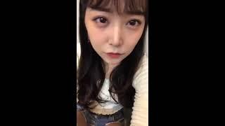 프로듀스48에 출연하는 시로마 미루(白間 美瑠)의 2018년 8월 8일자 인...