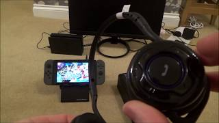 Nintendo Switch : Connecting Wired / Wireless / Bluetooth Headphones & Speakers