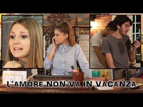 WORKSHOP DI RECITAZIONE 13 giugno - scena tratta da L'AMORE NON VA IN VACANZA