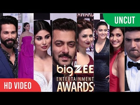 UNCUT – Big Zee Entertainment Awards 2017 | Salman Khan, Alia Bhatt, Shahid Kapoor | #BigZeeAwards