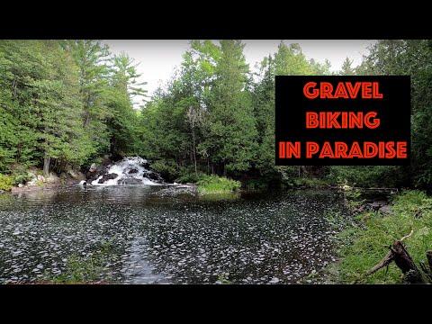 Gravel Biking in Paradise!