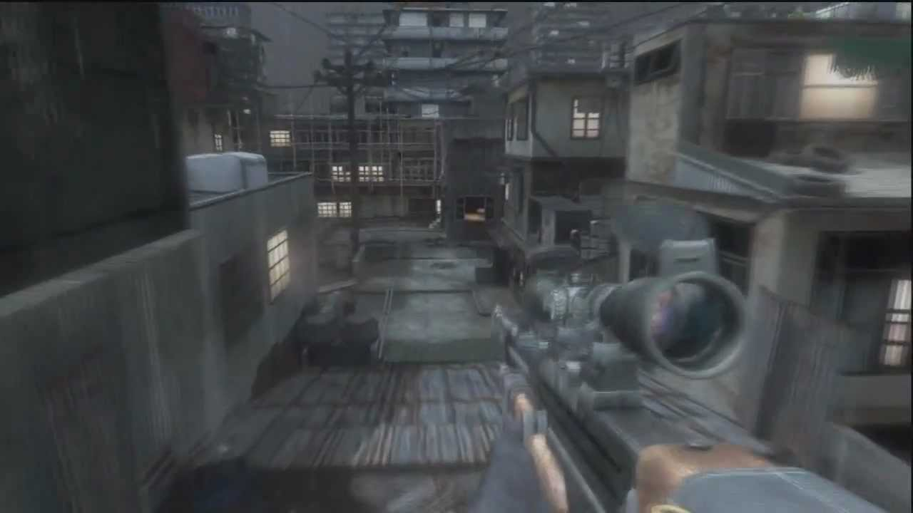 Kowloon New CoD Black Ops Map