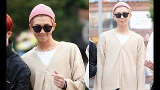 한 여름 녹차같은 남자, 방탄 RM '여름 패션…