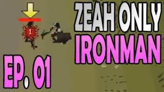 The Zeah ONLY Ironman Challenge - Day 1 - Episode 1