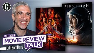 Bad Times at the El Royale & First Man – Movie Review Talk with Scott Mantz