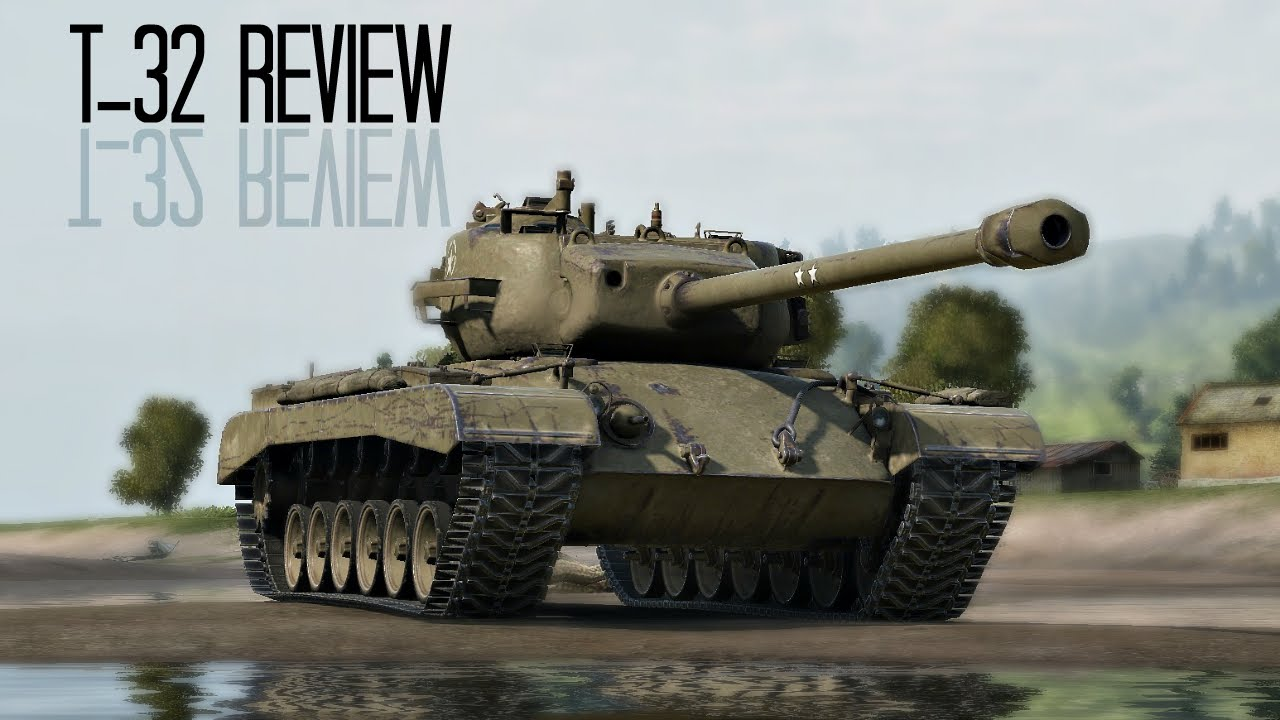 T32 Review - World of Tanks