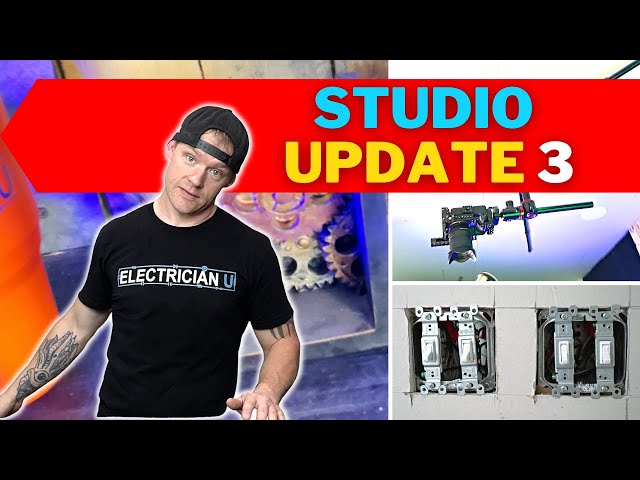 Studio Update 3 - ALMOST FINISHED!!!