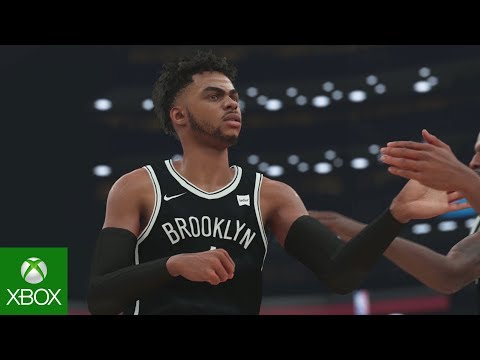 NBA 2K18 - Get Shook Trailer