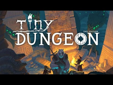 Tiny Dungeon RPG Review By Gallant Knight Games TinyD6