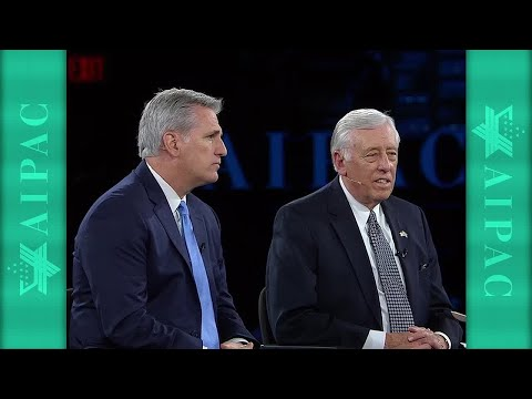 PC 2016 - Interview with Rep. Kevin McCarthy (R-CA) and Rep. Steny Hoyer (D-MD)