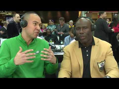 Philadelphia Eagles: Terrell Davis Talks Super Bowl LII