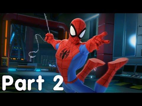 Disney Infinity 2.0 Edition - Spider-Man - Part 2