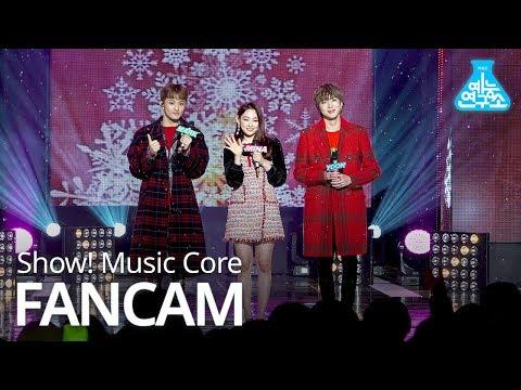 [예능연구소 직캠] SEUNGYOON X MARK X MINA - SNOW + Mistletoe + Santa Claus Is Coming To Town
