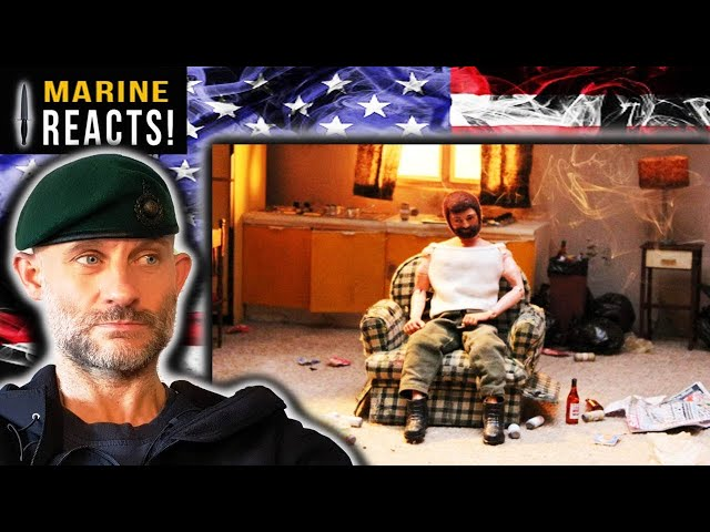 PTSD Action Man | Veterans OUTRAGED | A Marine Reacts...