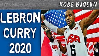 Dream Team Blamage!! LEBRON & CURRY bei Olympia 2020?? | Kobe Bjoern