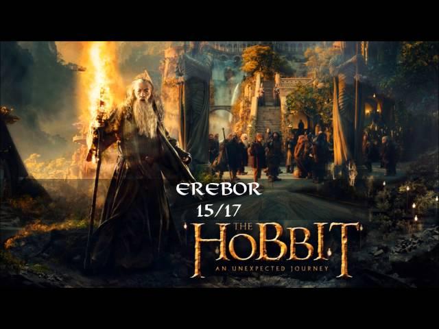 15. Erebor (Exclusive Bonus Track) 2.CD - The Hobbit: an Unexpected Journey
