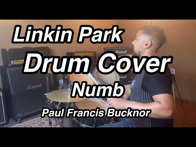 Linkin Park Numb - Drum Cover