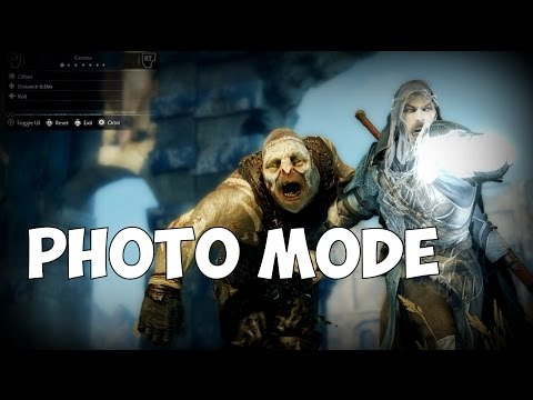 Shadow of Mordor patch adds versatile Photo Mode