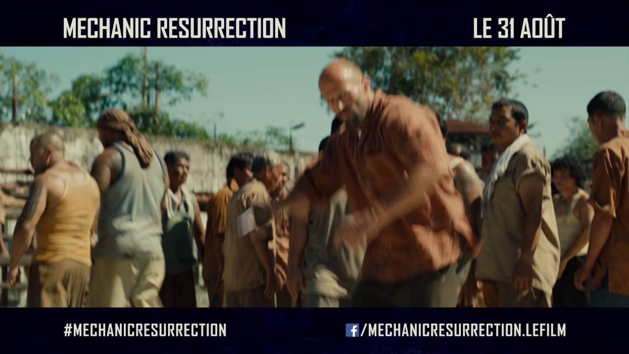 MECHANIC RESURRECTION - Spot - VF