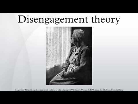 social disengagement theory unit 4 Adm daviesresearch with elderly people in long term care: some social and  organisational factors  4 b glaser, a straussthe discovery of grounded  theory  e cumming, we henrygrowing old: the process of disengagement   care, university of sheffield, joint unit for social services research, sheffield  (1981.