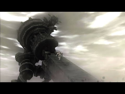 Shadow of the Colossus OST - In Awe of The Power [Extended]