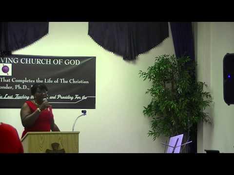 Christian Living Church of God Communion Sunday