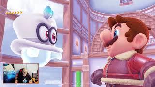 ЗИМНИ И МОРСКИ ПРИКЛЮЧЕНИЯ | Super Mario Odyssey | #8