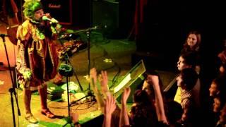 Серебряная свадьба - Песня про ром(Sullivan room, 20.03.11).mp4