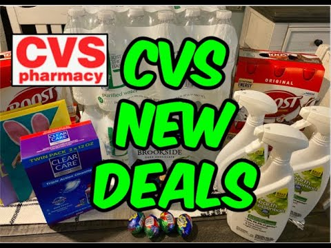 CVS NEW DEALS (2/28 – 3/6) | FREEBIES & MORE!