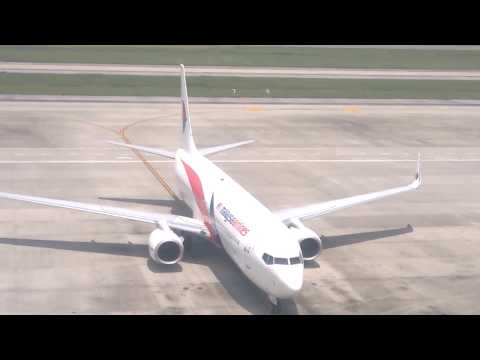 Airplanes landing and taking off | Noi Bai Airport | NIA  | Noi Bai International Airport