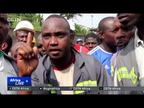 Cameroon Strike Action: Striking dock workers block imports, exports at Douala
