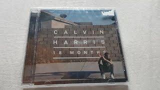 [Unboxing] Calvin Harris - 18 Months (2013) Album