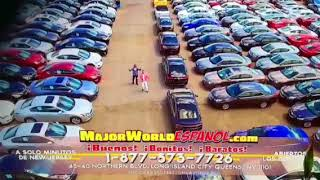 Most Annoying Spanish Major World Commercial Ever!!!!