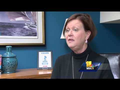 Video: BBB gives Baltimore roofing company 'F' rating