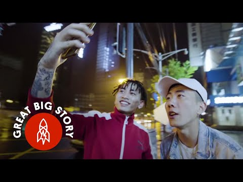 The Kings of Chinese Rap Take On the World