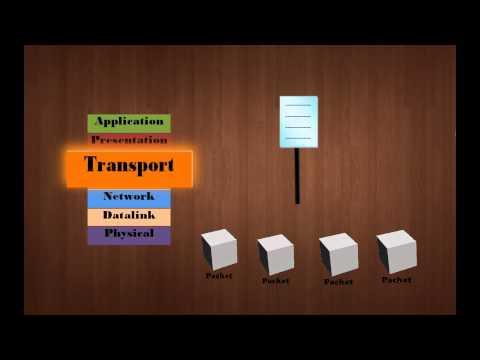 สถาปัตยกรรมเครือข่ายแบบ OSI