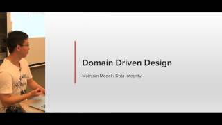 APIs with Domain Driven Design - API-Craft Singapore