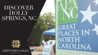 Gretchen Coley Properties: Discover Holly Springs, NC