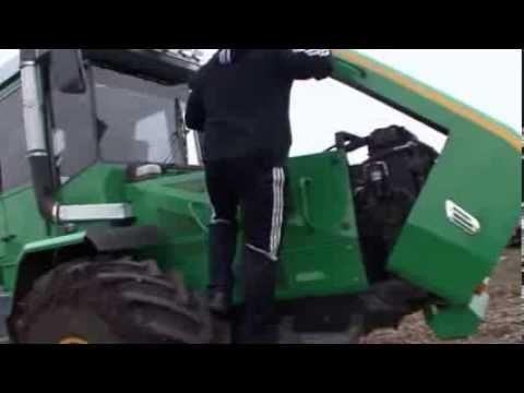 Презентація трактора ручної збірки на базі ХТЗ