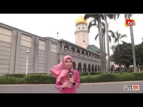 Keputeraan Sultan, LIVE di TV Selangor