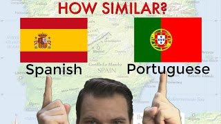 How Similar are Spanish and Portuguese? thumbnail