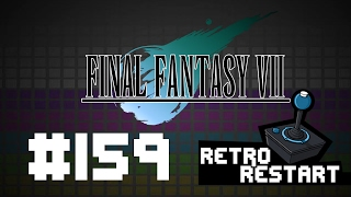 Final Fantasy VII - Heading Down The Northern Cave - Let's Play Playstation! Part 159   The Restart Collective