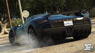 [GTA V] On Line Mon Garage de Luxe My Cheeta With My AttacK BuzZer.HD