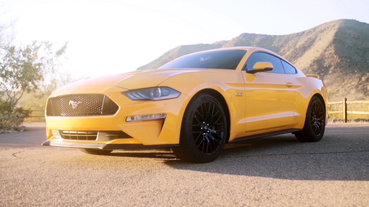 2018 ford mustang gt first drive